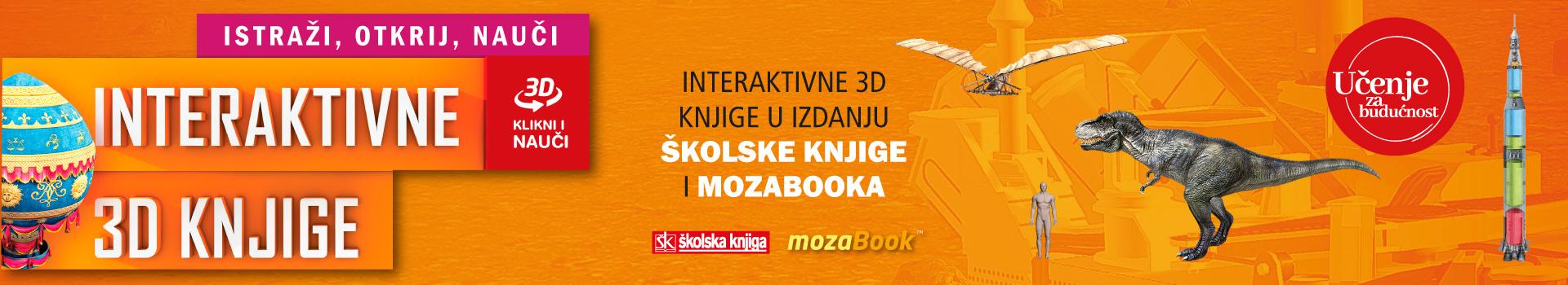 Interaktivne 3D knjige